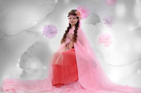 Beautiful girl Stock Photo - 17976058