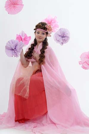Beautiful girl Stock Photo - 17976059