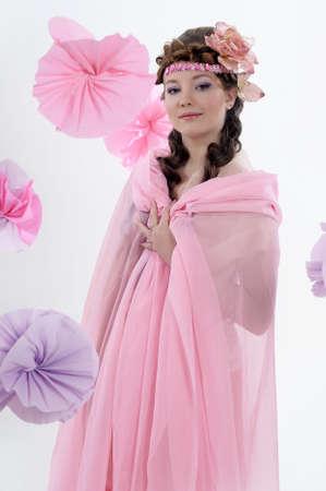 Beautiful girl Stock Photo - 17976053