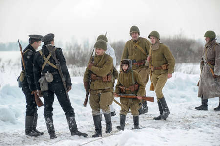 greatcoat: Military historical reconstruction of World War II