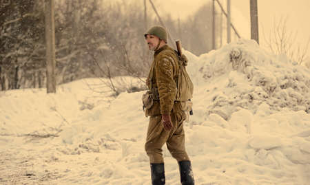 Military historical reconstruction of World War II Redakční