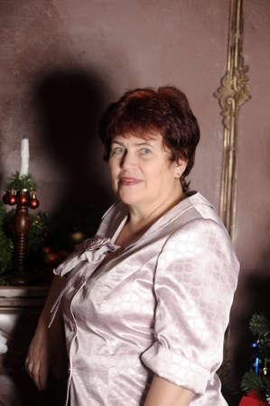 Portrait of a woman photo