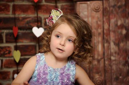 Little princess  photo