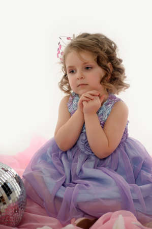 Little princess photo