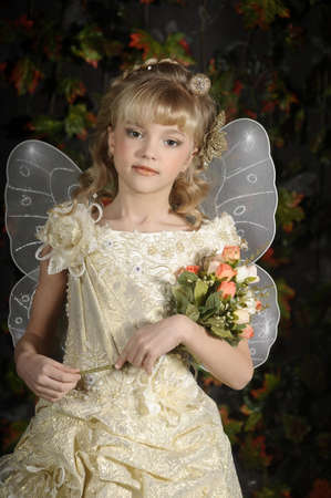 young fairy Stock Photo - 18823867