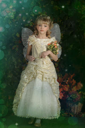 young fairy Stock Photo - 18823856