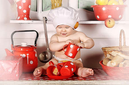 Little cook photo