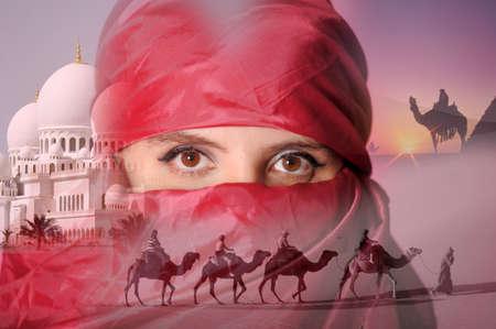 marocchini: Donna araba