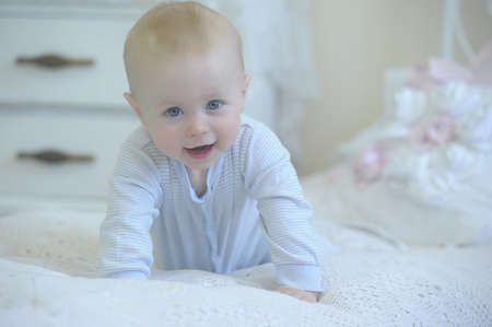 adorable baby Stock Photo - 19338009