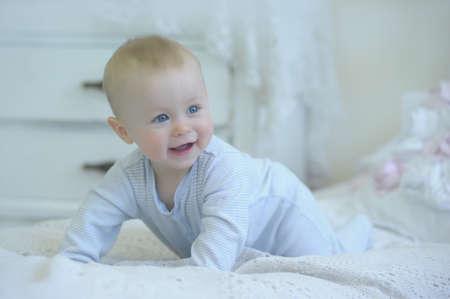 adorable baby Banco de Imagens