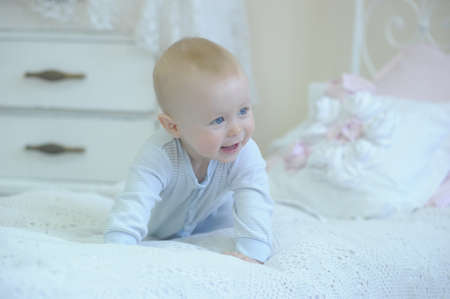 adorable baby Stock Photo - 19338098