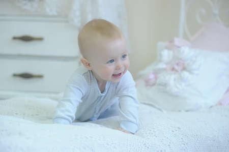 adorable baby Stock Photo - 19338098