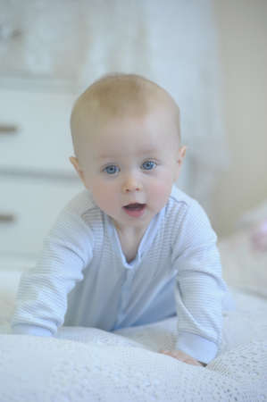 adorable baby Stock Photo - 19338106