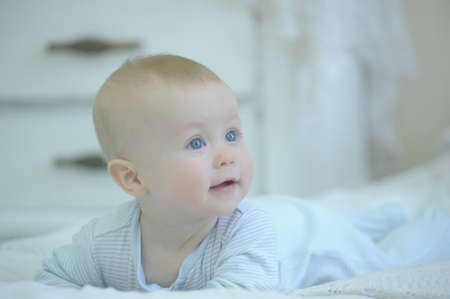 adorable baby Stock Photo - 19338105