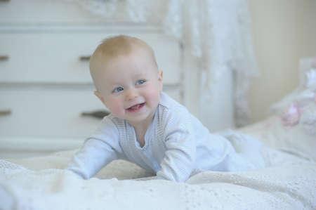 adorable baby Stock Photo - 19338103