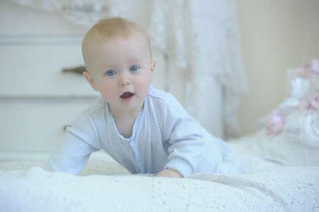 adorable baby Stock Photo - 19338099