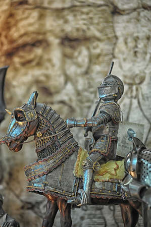 medieval knight Stock Photo - 19340509