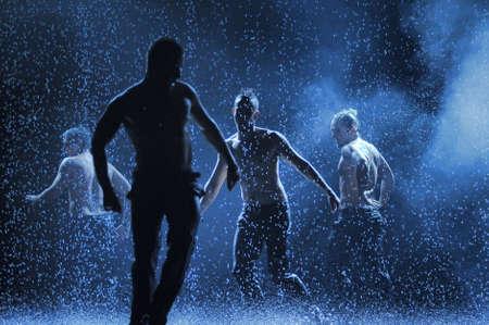 St Petersburg theaterdans Temptation Theatrical tonen Tussen jou en mij