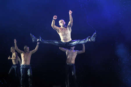 St  Petersburg theater dance  Temptation   Theatrical show  Between you and me
