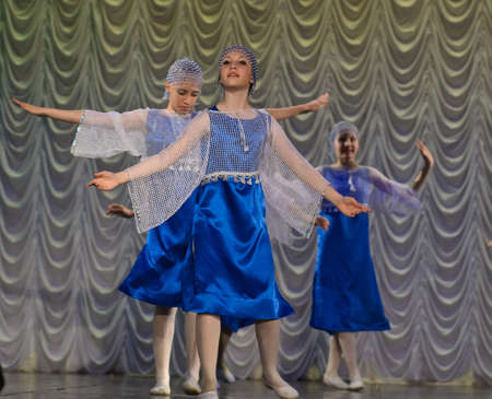 School-theatre of Modern dance