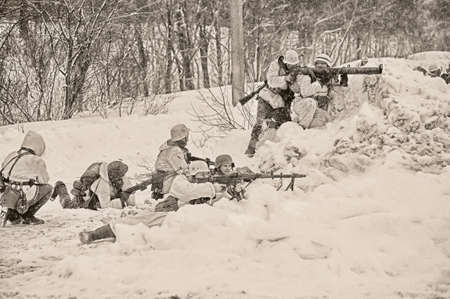 ww2 winter reconstruction