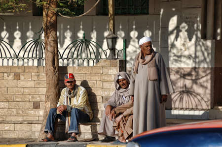 contestation: On the streets of Hurghada, Egypt