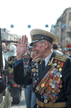 veteran of the Great Patriotic War
