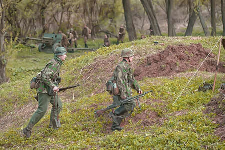 Reconstruction of the Second World War