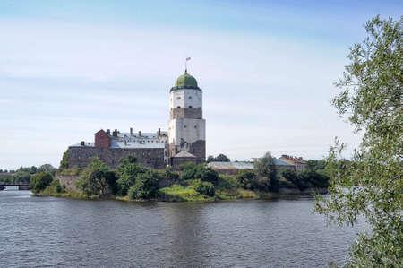 vyborg: The Vyborg castle, located in the city of Vyborg on the Castle island