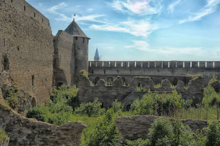 Russian fortress of Ivangorod