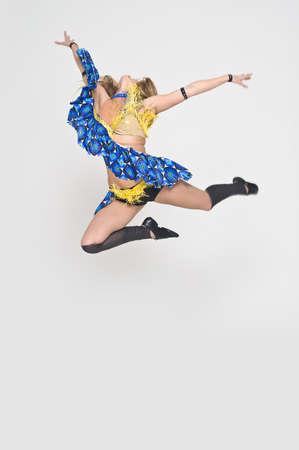 gymnast girl photo