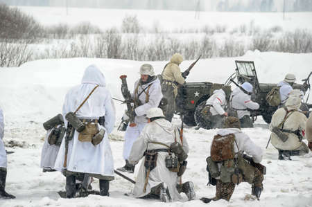 solders: Reconstruction of the Second World War