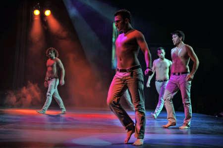 ballet hombres: Rendimiento masculino ballet