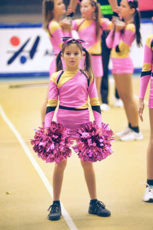 Open Championship Cup St  Petersburg Cheerleading