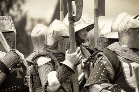 connoisseurs: Festival of Military History connoisseurs and lovers of the Middle Ages