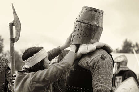 Festival of Military History connoisseurs and lovers of the Middle Ages