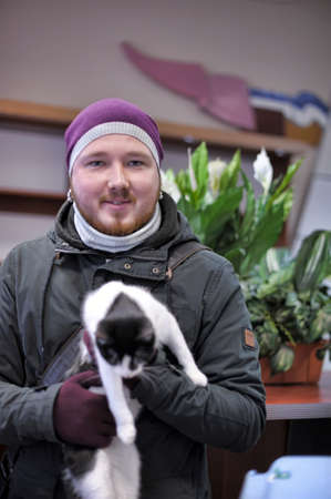 humane: The Way Home - show the distribution of animal shelter Rzhevka, St  Petersburg, Russia