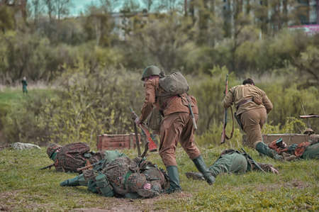 outpost: Reconstruction of the Second World War