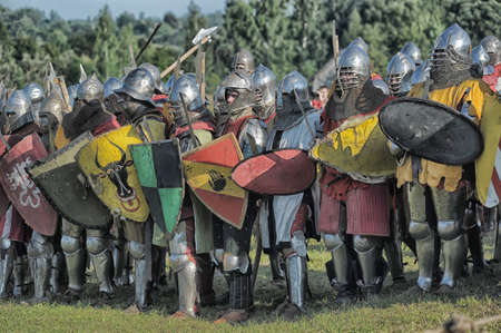 in Vyborg Castle, the annual International Festival of Military History connoisseurs and lovers of the Middle Ages,  Knight Editorial