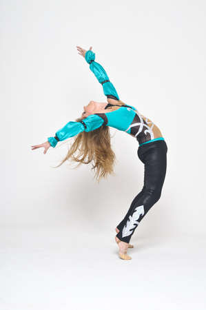 gymnast girl photo