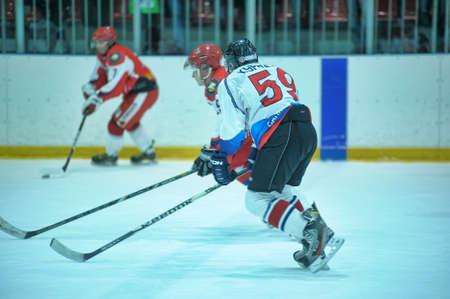 bodycheck: Hockey game