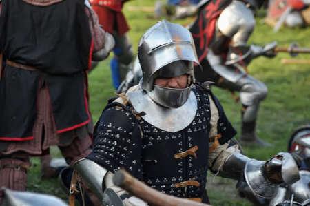 deftness: participants medieval festival