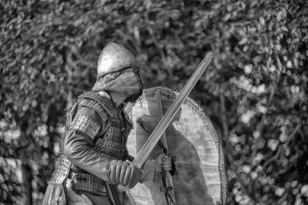 svcandinavians: viking warrior