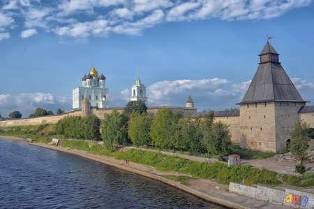 dome type: Pskov Kremlin
