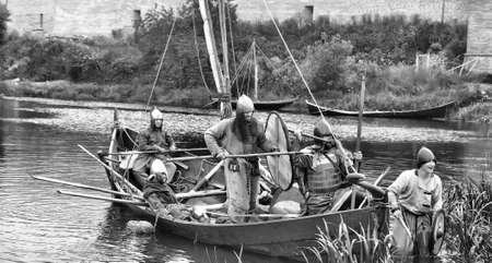 vikings: Vikings au Drakkar