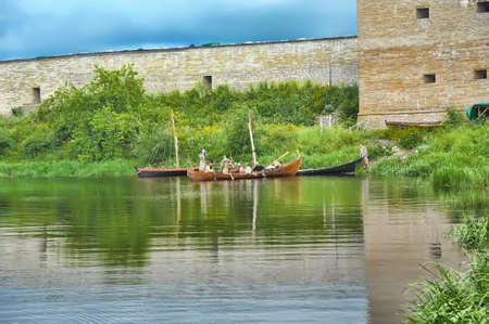 Vikings at Drakkar