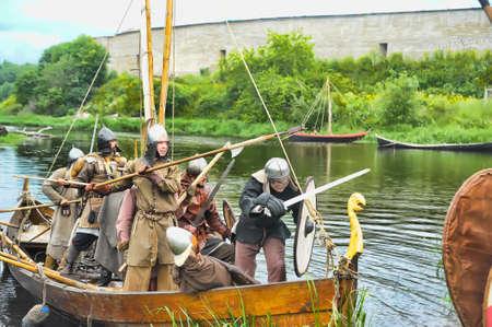 Vikings: Vikings at Drakkar