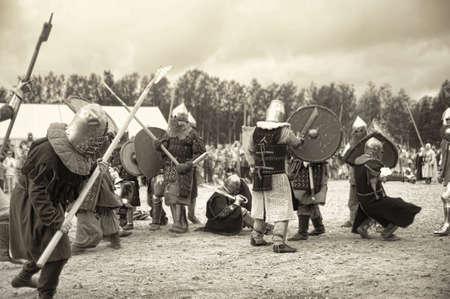 svcandinavians: medieval battle