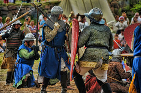 melee: Medieval battle of the 13th century Editorial