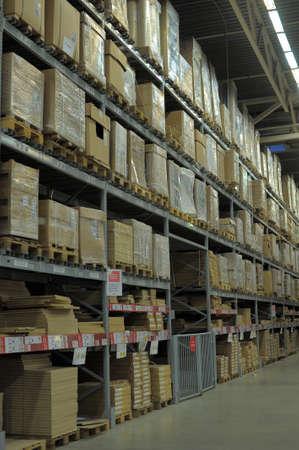 Ikea warehouse